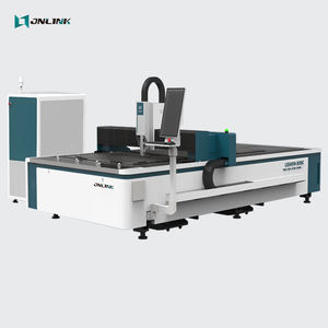 2020 JNLINK TOP SELLER 500W 1000W 2000w 3000w Laser Cutting Machine Price / CNC Fiber Laser Cutter stainless steel Sheet Metal