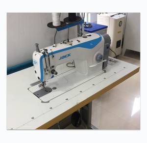 Low price Original Jack F4 Single needle Direct drive High speed sewing machines price for sale