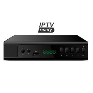 TV Satelit Receiver Combo T2 + S2 DVB-T2 Dvb-s2 Set Top Box FTA TV Box