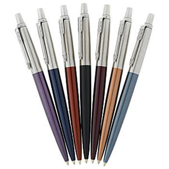 Customized Parker Jotter London Stainless Steel Pen