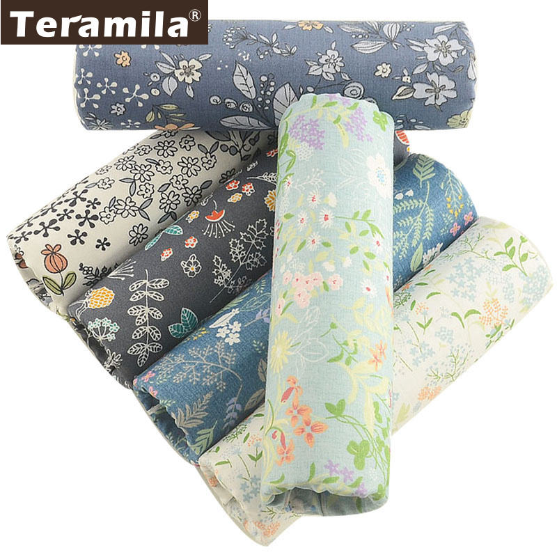 Fat quarter bundles textile cotton printed baby fabrics for bed for wholesale