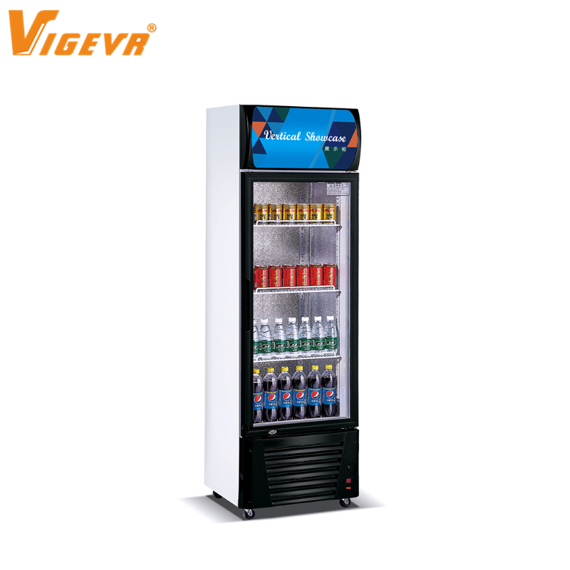 Multi-function and large capacity Home or Hotel Top Electric Colored Stainless Steel Double Door Refrigerator Fridge