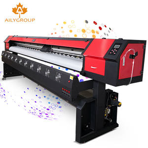 eco solvent printer head capping plotter digital for canvas prices