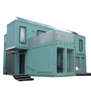 Großhandel tiny container haus resorts container haus luxus container haus einheit