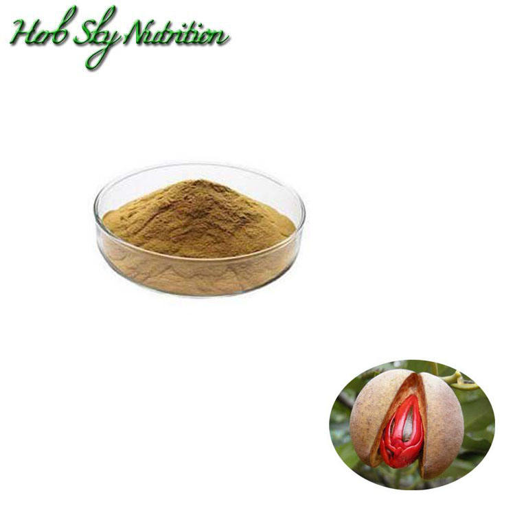 100% Natural Nutmeg Extract Powder, 10:1