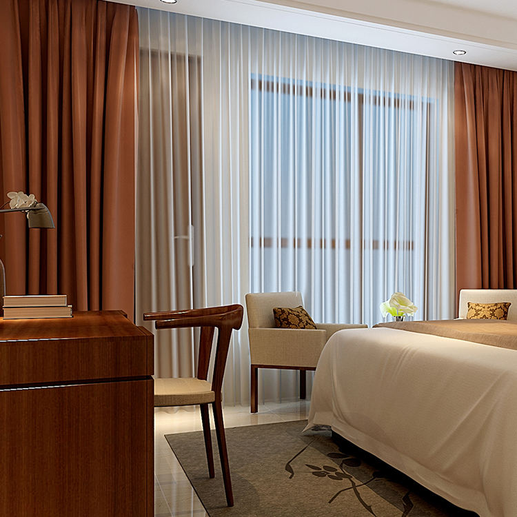 2020 Hotel de <span class=keywords><strong>moda</strong></span>/<span class=keywords><strong>casa</strong></span>/oficina interior 100% poliéster apagón listo de lujo cortinas