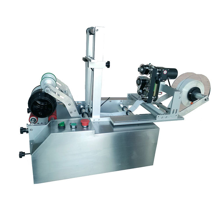 manual labeling machine for bottle