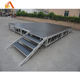 Portable Stage Manufacture Outdoor Platform Cheap Aluminum Portable Performance Stage For Sale