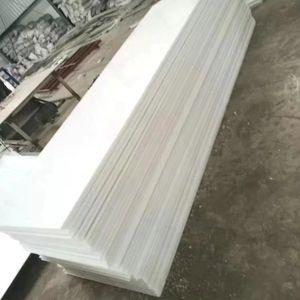 Fonte da fábrica Personalizado de Processamento de Folha de Polipropileno PP Plástico Soldagem Cinza Placa PP