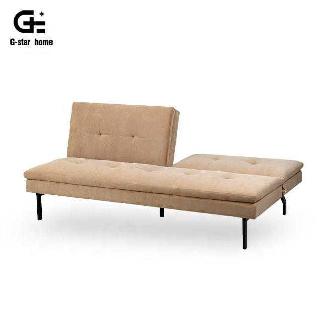 Mobilier de maison canapé pour lit superposé meubles pakistanais, haute qualité en cuir canapé lit double lit
