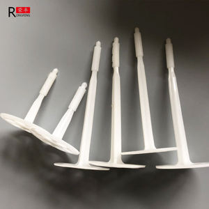 High quality plastic insulation shooting nails/plastic fastener