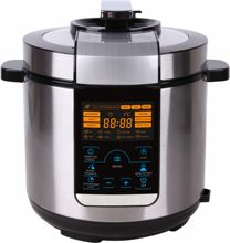 Fast Cooking 6 liter electrical presure cooker
