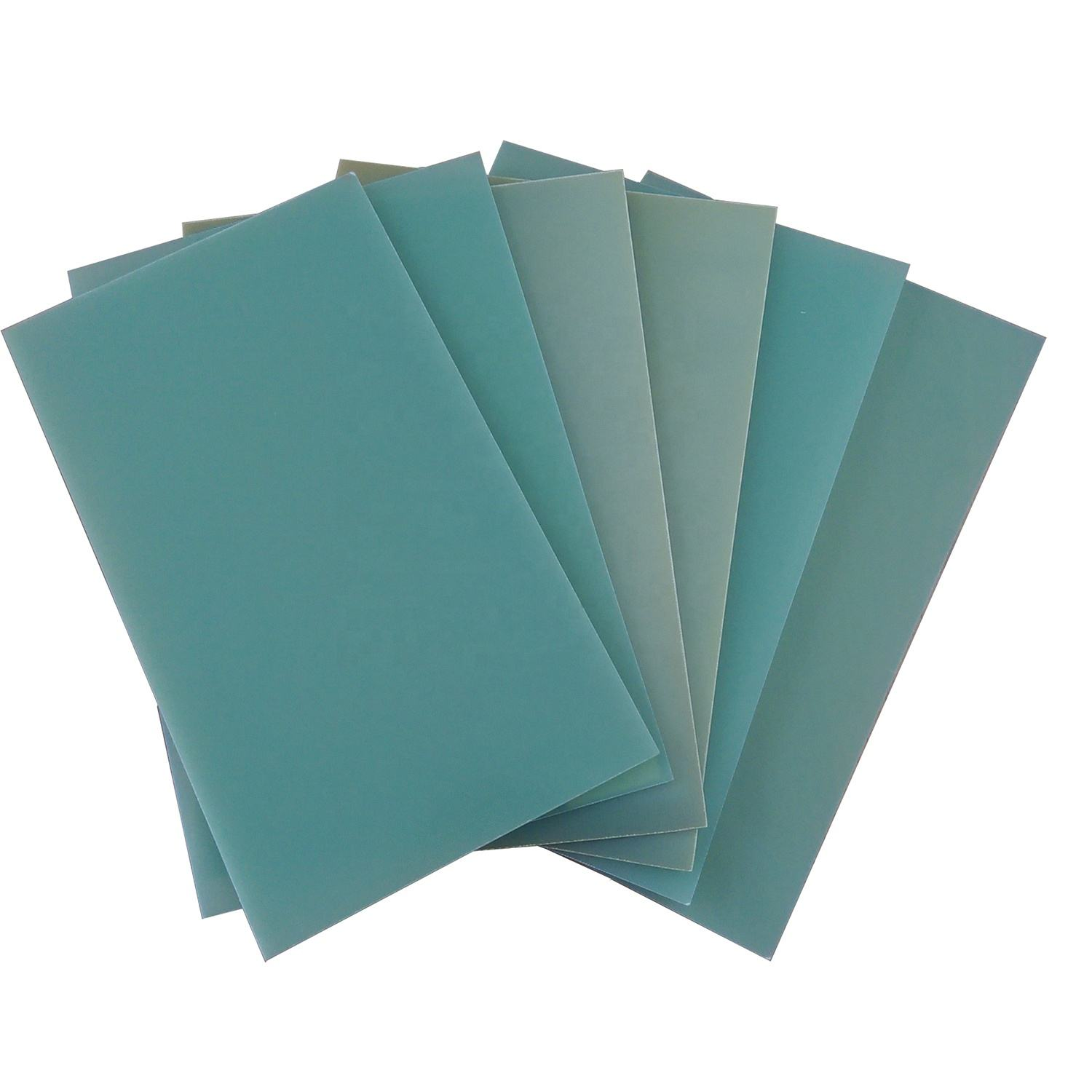 Electrical Insulation G10 Fiberglass Epoxy Resin Laminate Board