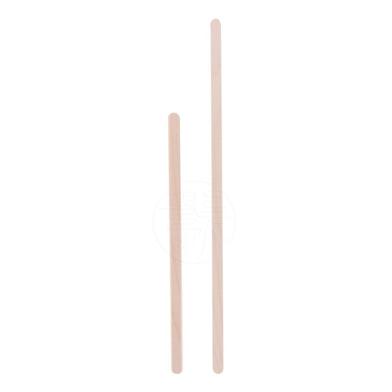 Disposable Wooden Coffee Stirrers Sugar Coffee Stirrers factory canvass business orders
