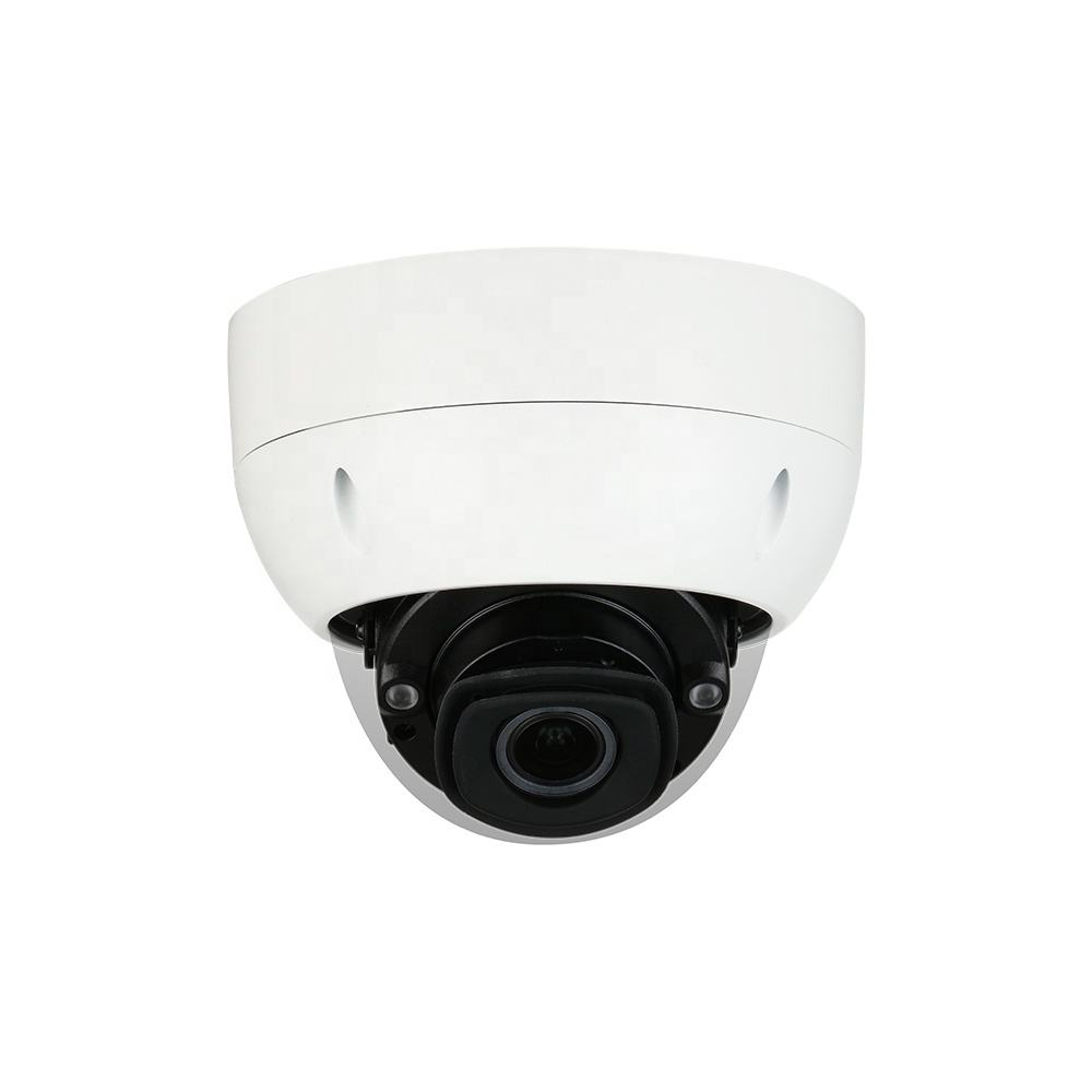 12MP motorized IR Dome intelligent face detection people counting cctv security 4k ip camera