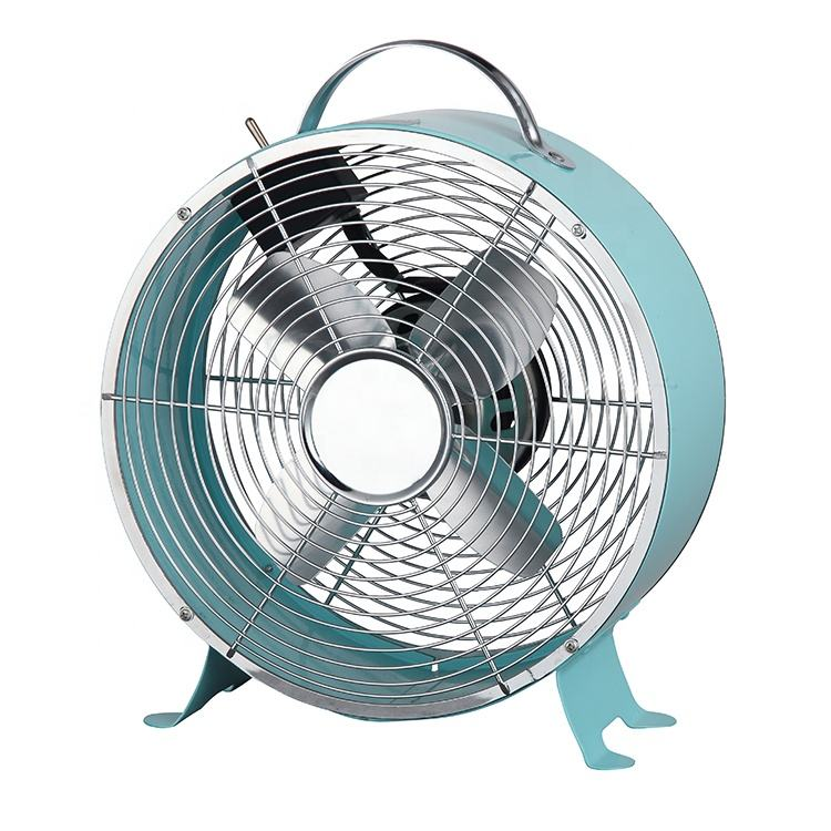Electric Table Fan 10 Inch India Cooling National Make Electric Big Wind Coil Price Retro High Speed Motor Table Fan With Cooler