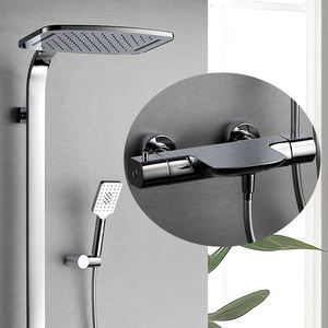 HIMARK thermostatic system bathroom rain shower