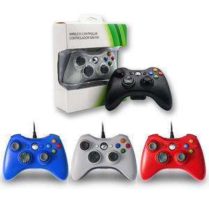 USB Wired Gamepad Für Microsofts XBOX360 Konsole PC Joystick Joypad Gamepads Für XBOX 360 Controller