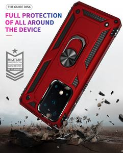 Militaire Materiaal Shockproof Hybrid Pc + Tpu Combo Telefoon Case Voor Samsung S20/S20ultra/S20 Plus Hard Mobiele telefoon Case
