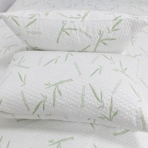 High Quality jacquard bamboo Pillow Cases Protector Mattress Cover waterproof pillowcase cover pillowcase