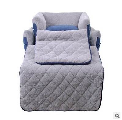 Private label base del cane di disegno caldo molle cozy lusso pet dog bed all'ingrosso