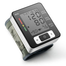 High Quality wholesale medical Wrist Blood Pressure  Meter  Watch