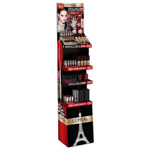 Well Boden Produkt Display Stand