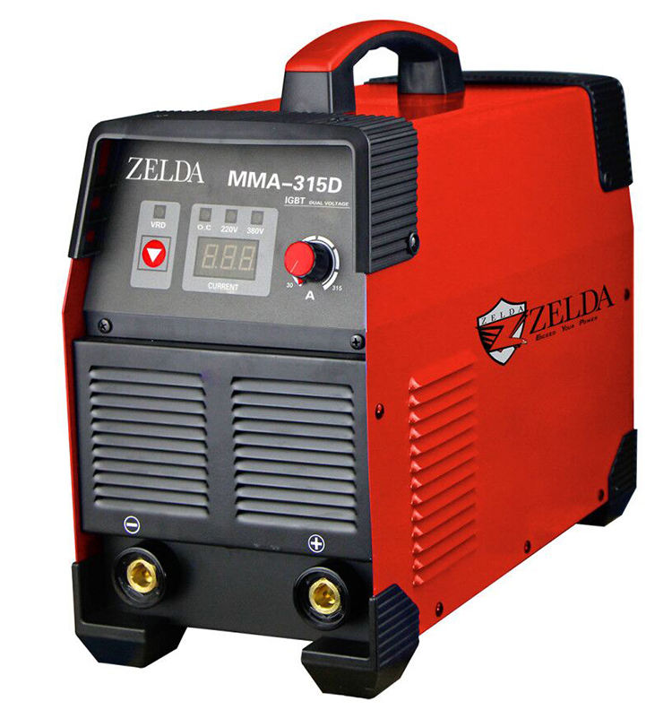 Double voltage mma arc welding machine high performance mma 300 welding machine china make