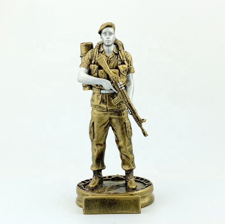 CS game soldier figurines