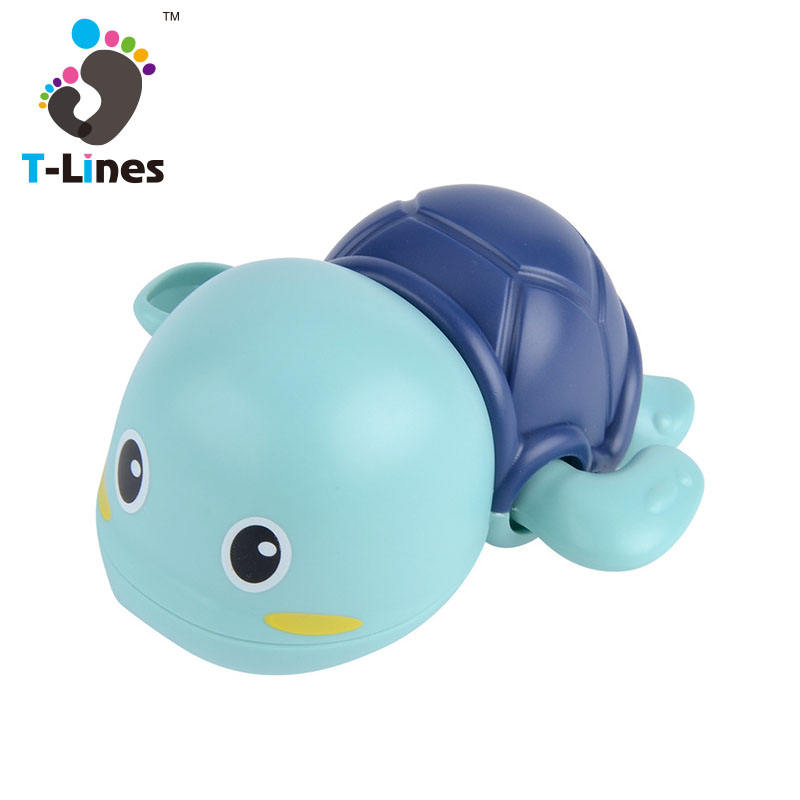 Swim Bath Toy Playing Turtle Toy While Swimming In The Water 2020 Baby Bath Toys