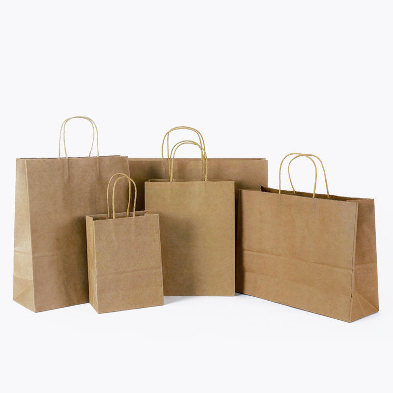 Grease-Proof Paper Bag Waterproof Oilproof 10Kg Handbag Jinjiang Pingyang Tracing Gridding Japanese Folding Flashing