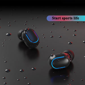 Top Seller Wireless Earphone Bluetooth 5.0 TWS Earbuds LED Display Power Bank Headset Microphone Mobile Accessories TW16