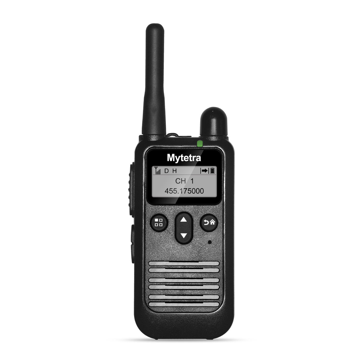 MYT-V18 Blu Piccolo Walkie Talkie Con Il PC Funzioni TOT Con Display LCD Programmabile Reale Walkie Talkie