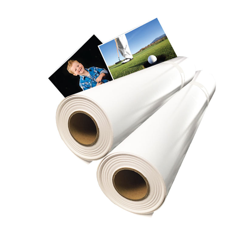 190gsm 240gsm 260gsm RC Glossy Lucky Photo Paper For Photographic Output