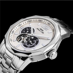 Automatic Stainless Steel Watches Japan Miyota Movement