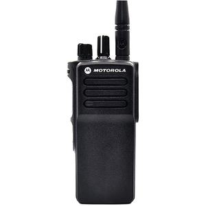 Walkie Talkie 100Km Rentang dengan Reapter Motorola GP328D + DMR VHF/UHF Long Range Walkie Talkie