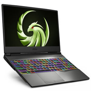 Original MSI Alpha 15 A3DDK-074 gaming laptops 15.6 inch IPS FHD screen 144HZ AMD Ryzen 7 3750H 8G 512G RX5500M netbook computer