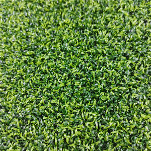 high quality wear resistant PE synthetic turf artificial grass for golf putting greens
