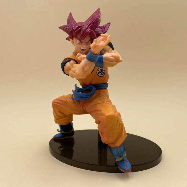 Dragon Ball Z Cartoon Toys Hot Koop Anime Action Figure 16 Cm