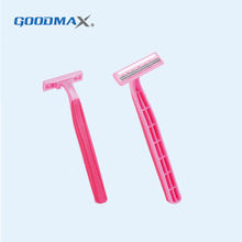 Comfortable 3 Stainless Blade Triple Blade Disposable Women Razor