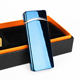 electronic charged custom lighter usb windproof china rechargeable lighter factories cigarette