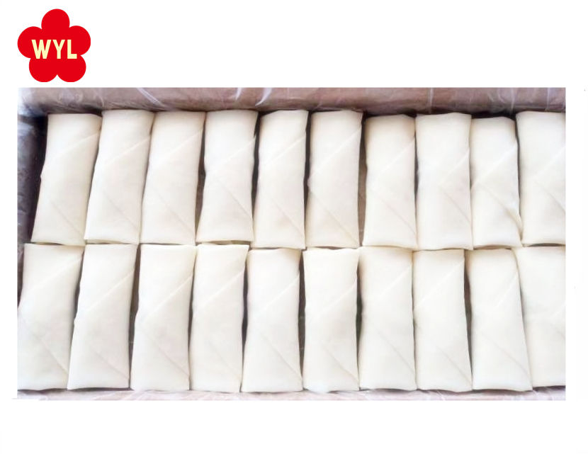Iqf Spring Roll Chinese High Quality Frozen Vegetable Spring Roll Wholesale Price