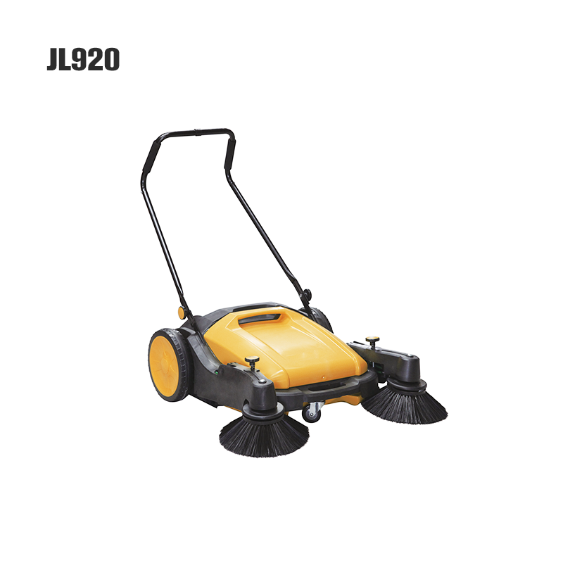 2019 Hot sale popular dust collection sweeper for yard cleaning