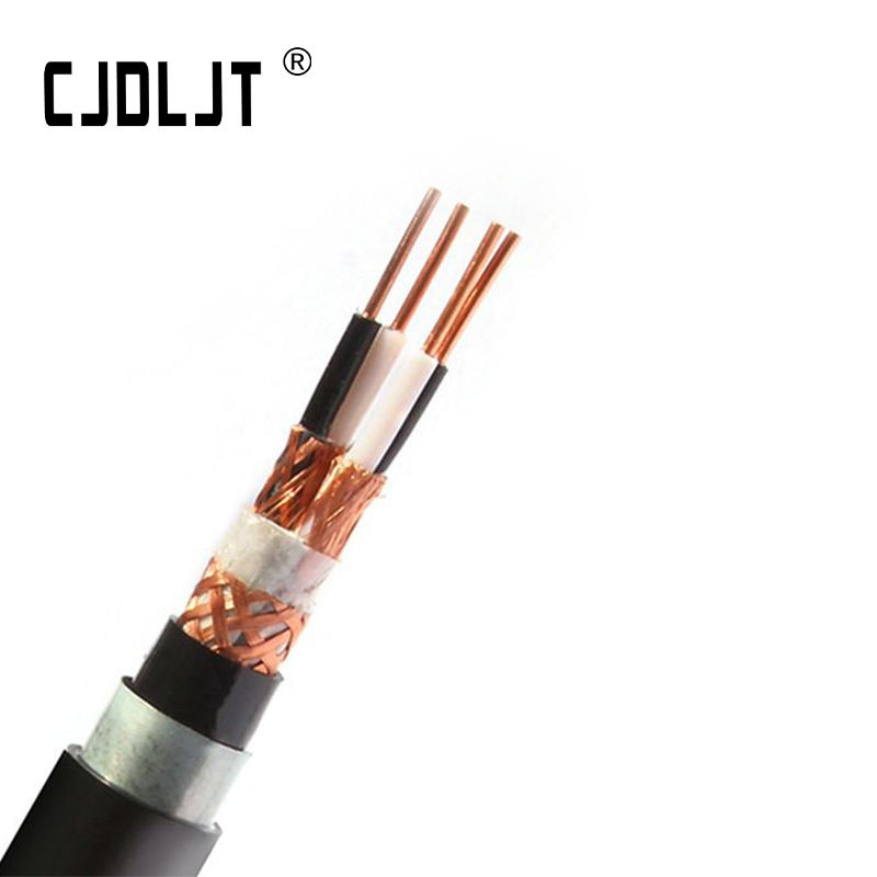300/500V Copper Core XLPE/PE/PVC Insulated Instrument Cable