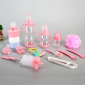 Caliente de la venta de productos de logotipo personalizado 275ml bebé nuk botella