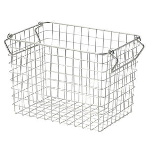 small wire storage basket /small rectangle wire basket