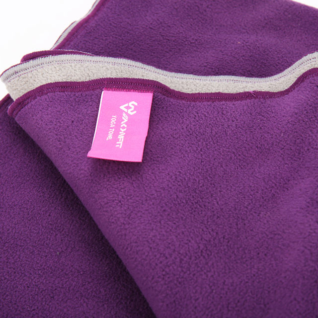 Travel Blanket [ Yoga Blanket ] Aonfit Wholesale High Quality Iyengar Wool Yoga Blanket