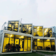 New Design 40 Feet High Cube Container House 20 Feet Office Container 40 Feet Container House For Office