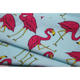 Water Repellent 100% Polyester 4 Way Stretch Fabric For Custom Cute Pattern