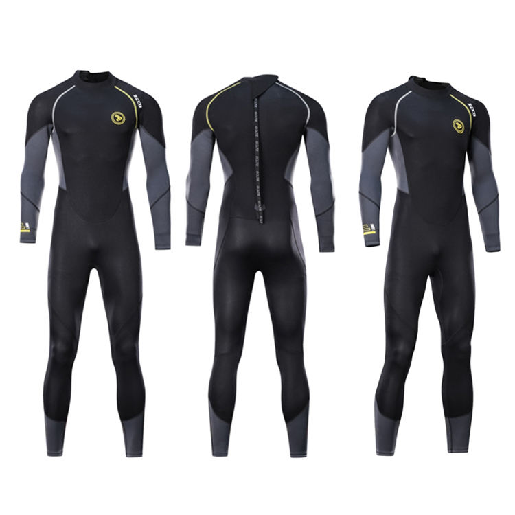 Proper Price Top Quality 1.5mm Diving Men Neoprene One Piece Full Body Wetsuits